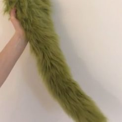 moving cat tail