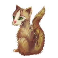 GORGEOUS CAT TAILS 14
