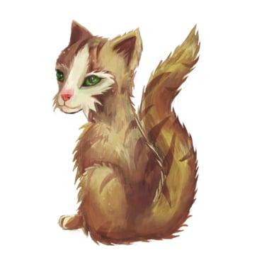 GORGEOUS CAT TAILS 7