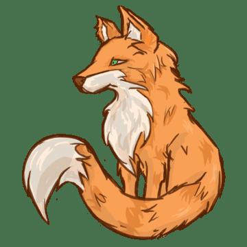 FRISKY FOX TAILS 2