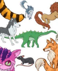 Creature Tails