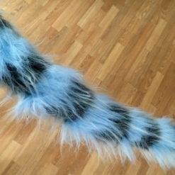 moving cheshire cat tail