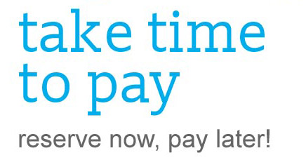 Take Time to Pay! 5