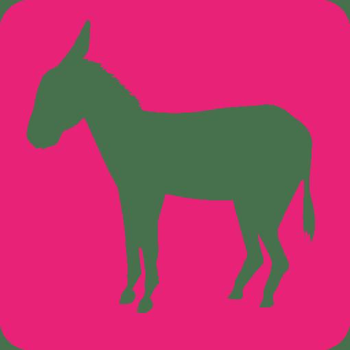 donkey tails