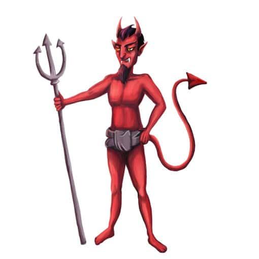 DEMONIC DEVIL TAILS 2