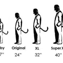 tail company tail size chart