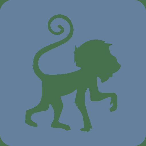 monkey tails