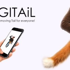 DIGITAiL - INCREDIBLE APP CONTROLLED TAIL - NAKED 5