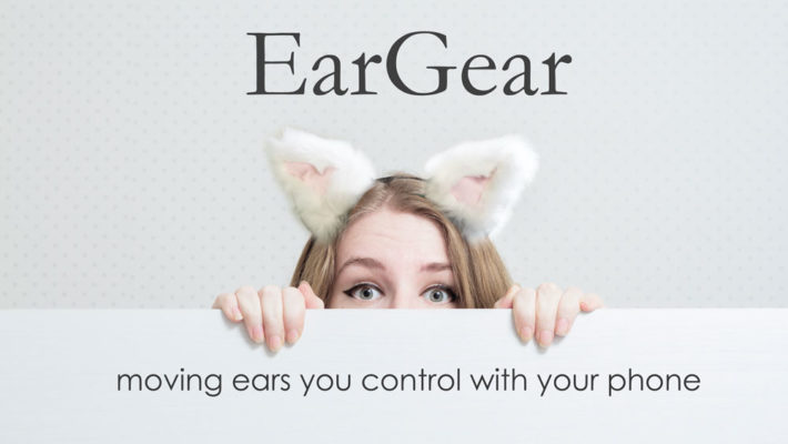 EarGear - the best animatronic ears in the world!