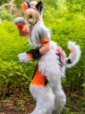 Cosplay Tail from the Tail Company