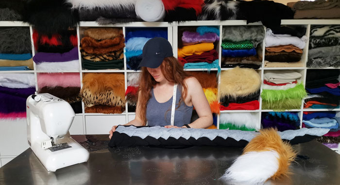 The Tail Company will make your cosplay tail for you