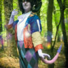 Mollymauk cosplay tails by The Tail Company