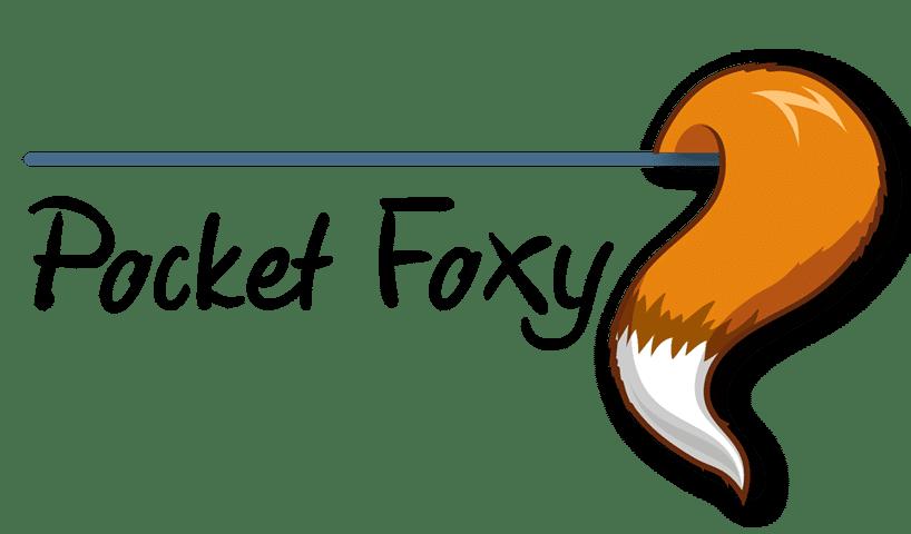 Pocket Foxy logo