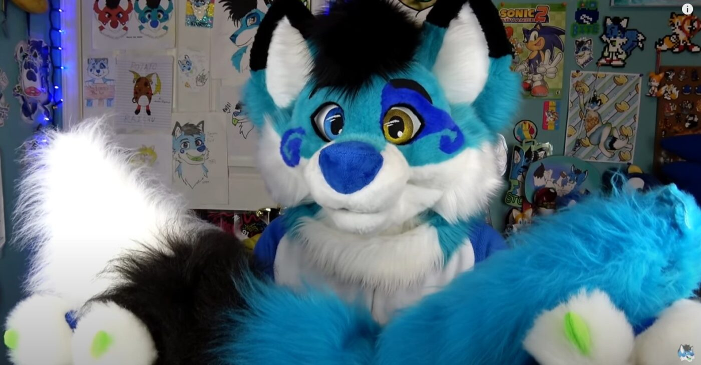 Fursuit tails by the Tail Company