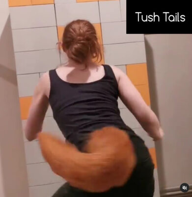 Tush Tails by The Tail Company